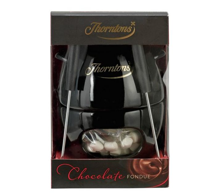 Thorntons Chocolate Fondue Gift Set