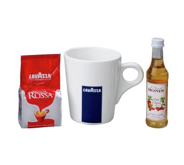 Coffee Mugamp; Syrup At 83£2 Argos Lavazza 24 Save Set xdCeoB