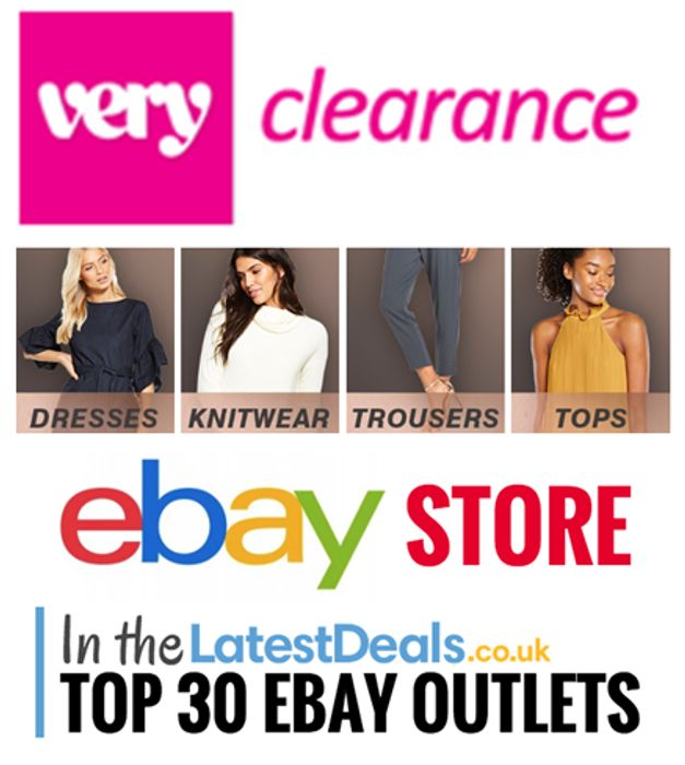 The Official VERY CLEARANCE eBay Outlet Store