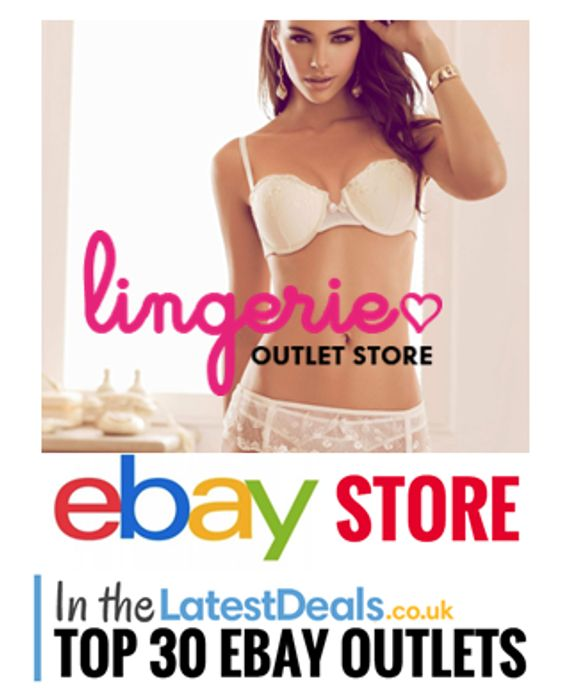 The Official Lingerie Outlet Store eBay Outlet