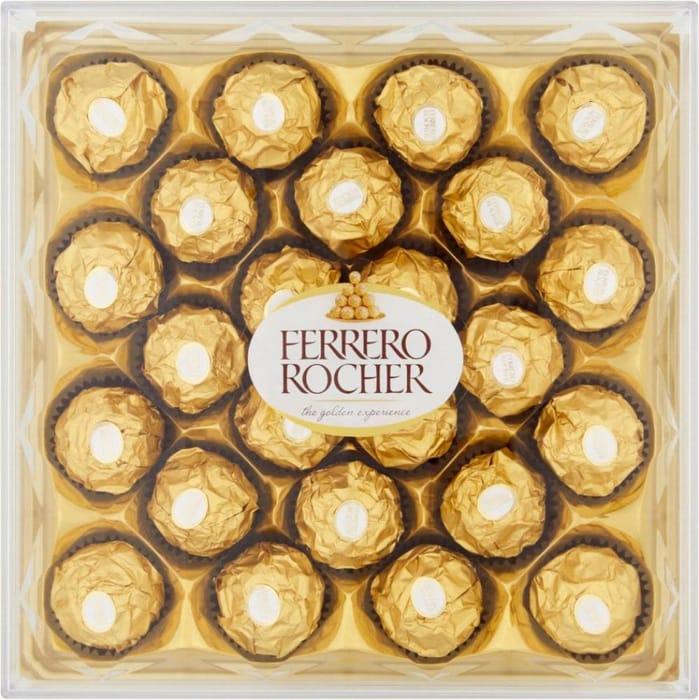 MEGA DEAL Ferrero Rocher 24 Pieces 300g