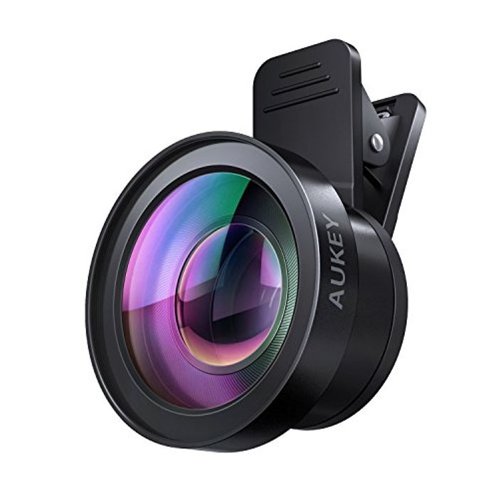Wide Angle + Macro Lens for Your Phone (42% Off)