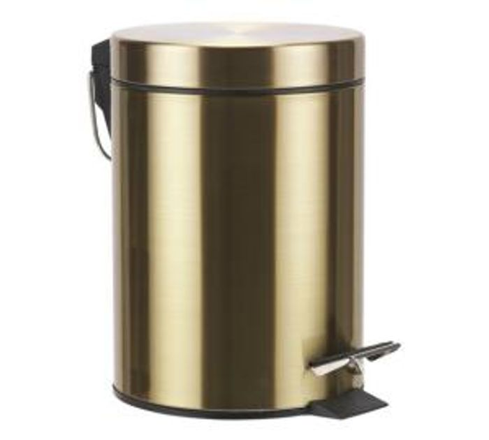 Collection 3 Litre Pedal Bin at Argos