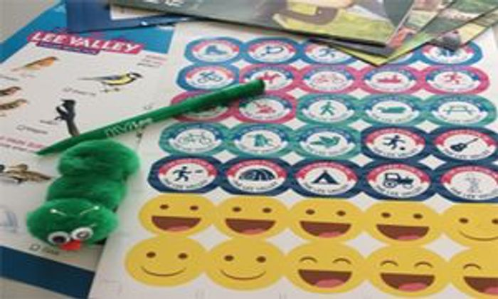 FREE Kids Activity Pack with Sticker Book, Pen, Fuzzy Caterpillar & More