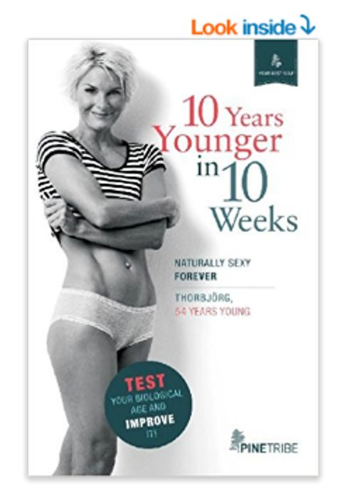 Best Price! 10 Years Younger in Ten Weeks (By Thorbjorg as Seen on Itv)