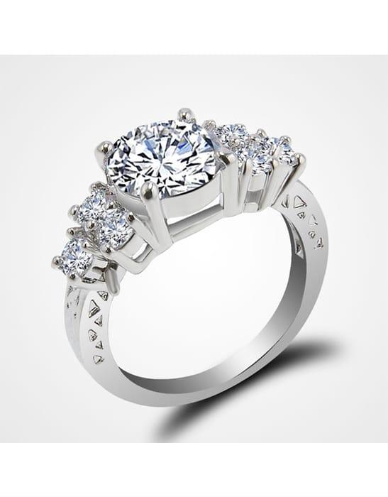 Diamondflash Divinity Ring
