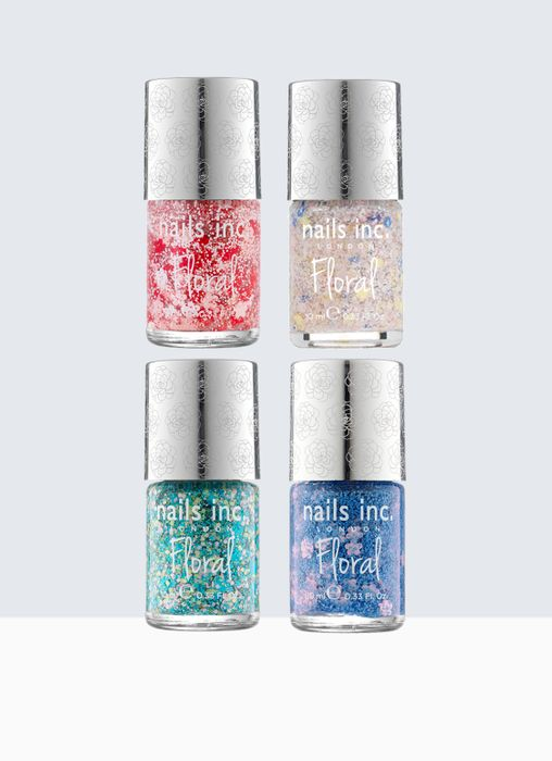 Nails Inc Petal Parade Collection - Was £44, Now £10 with Code