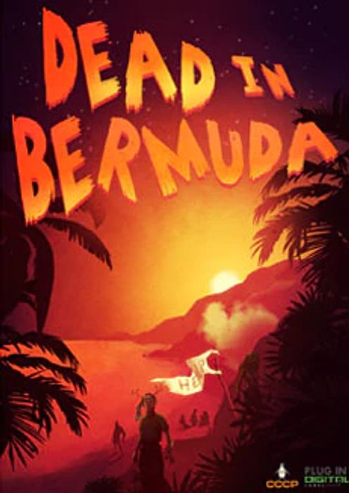 DEAD in BERMUDA - Full PC Game. Origin on the House.