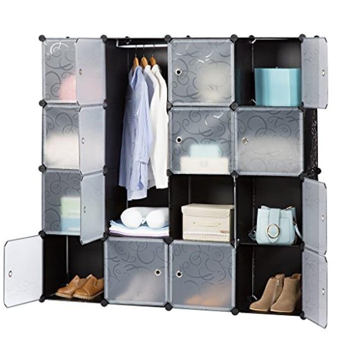 DIY Wardrobe Cube
