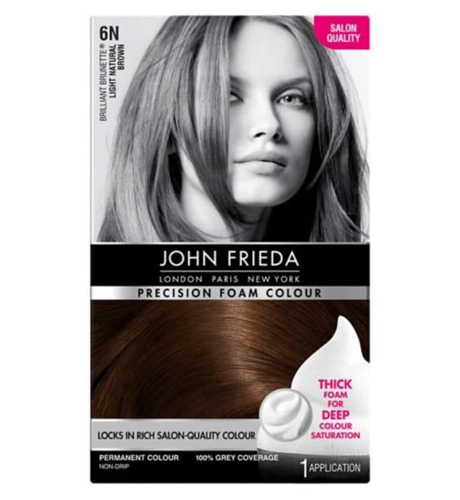 John Freida Hair Colour