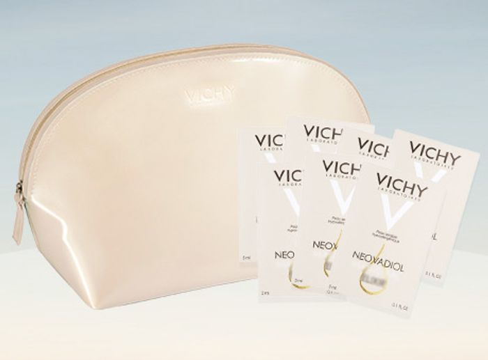 FREE 7 Days Neovadiol Kit and Makeup Bag When You Spend £40