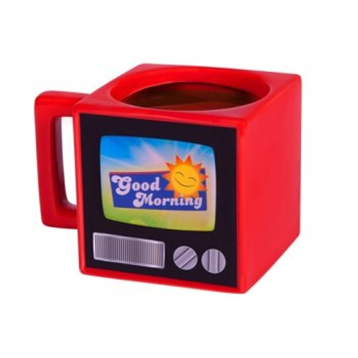 Retro TV Mug Free Del with Code