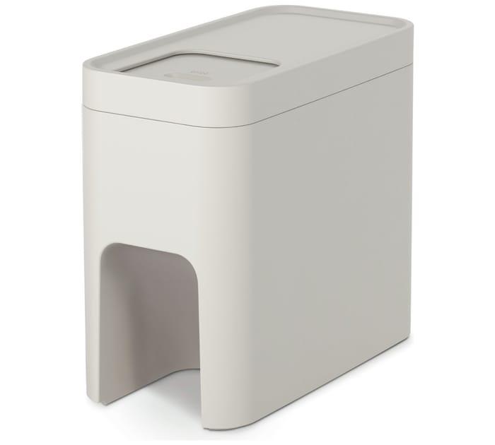 Joseph Joseph 24 Litre Stack Recycling Bin - Stone Free C&C