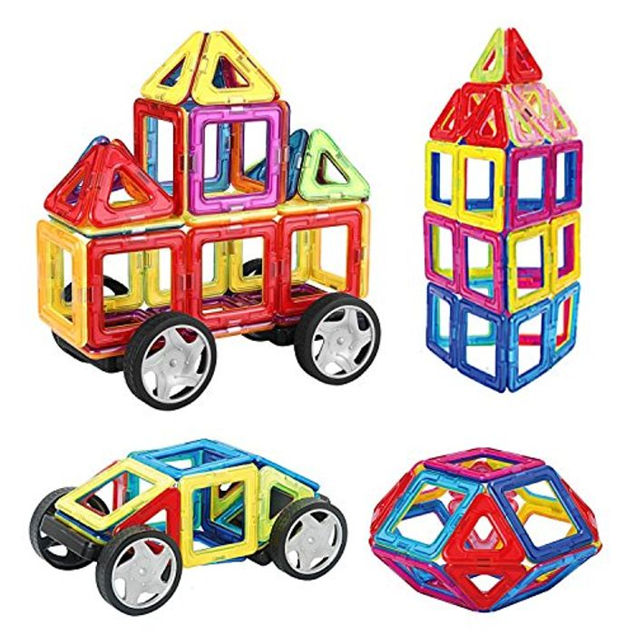 Magnetic Building Block Toy (Cheapest Ever)