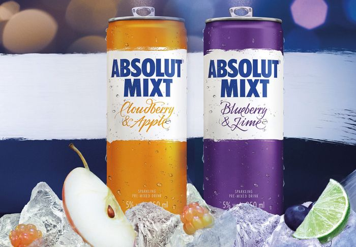 FREE Absolut Mixt Vodka Drink (Tesco via CheckoutSmart)