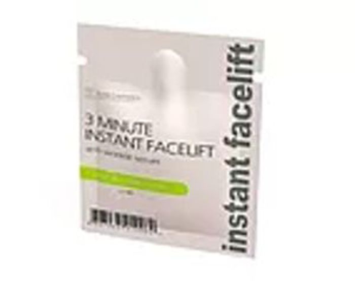 FREE 3 Minute Instant Face-Lift Serum Sample