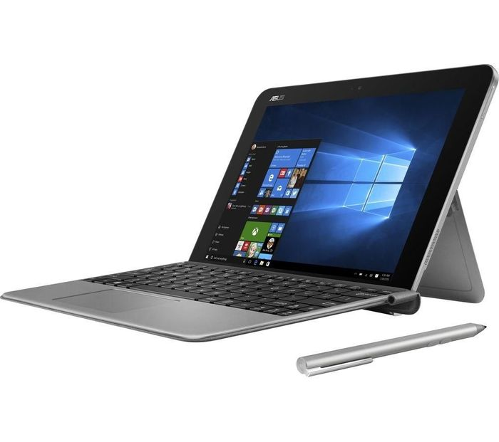 """ASUS Transformer Mini 10.1"""" 2 in 1 - Silver + Trade in and save Free C&C"""