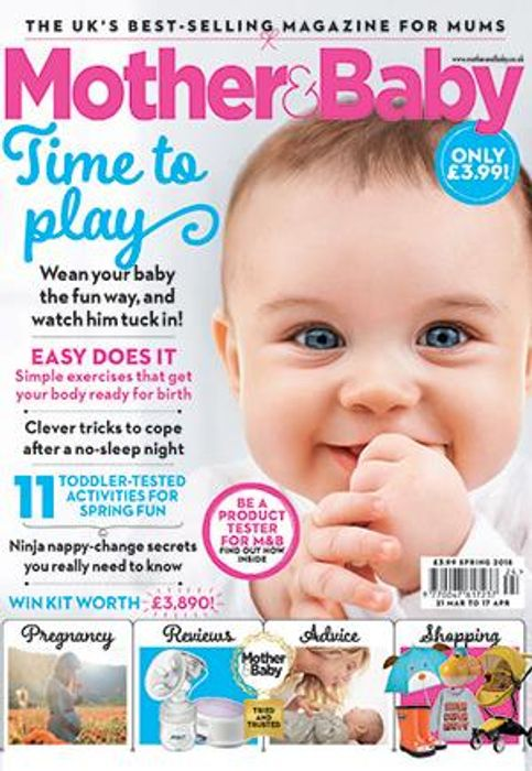 Get Your FREE Mother and Baby Mini-Mag