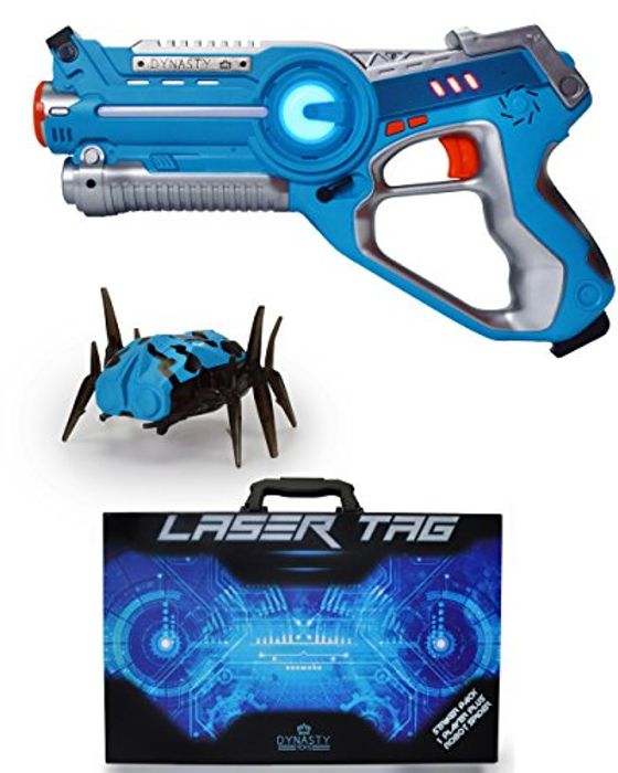 Laser Tag Bugs