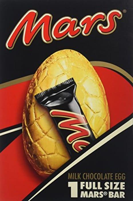 Mars Medium Chocolate Easter Egg, 141 G, Pack of 3 ( Add on Item)