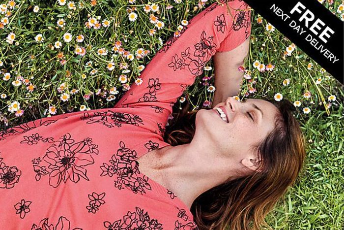 Free Nominated / next Day Delivery This Weekend at M&S - No Min Spend