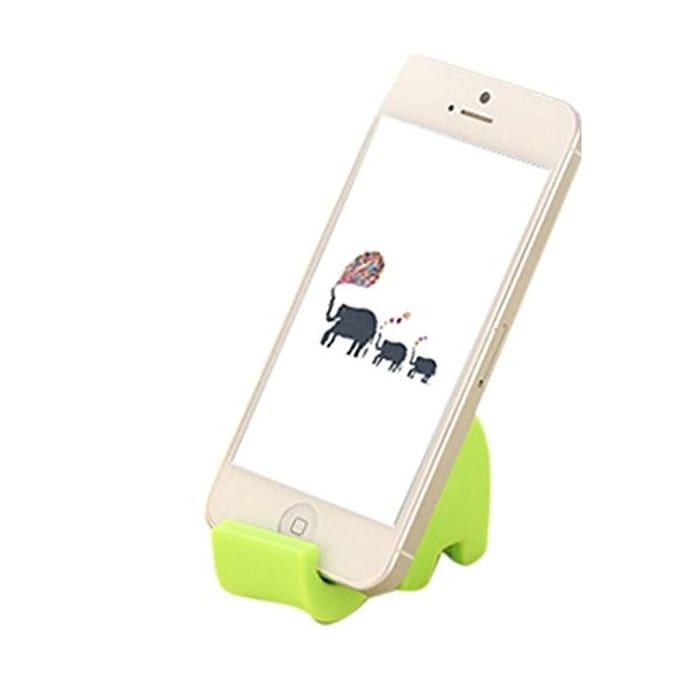 Cute Elephant Phone Stand Mobile Holder Bedside