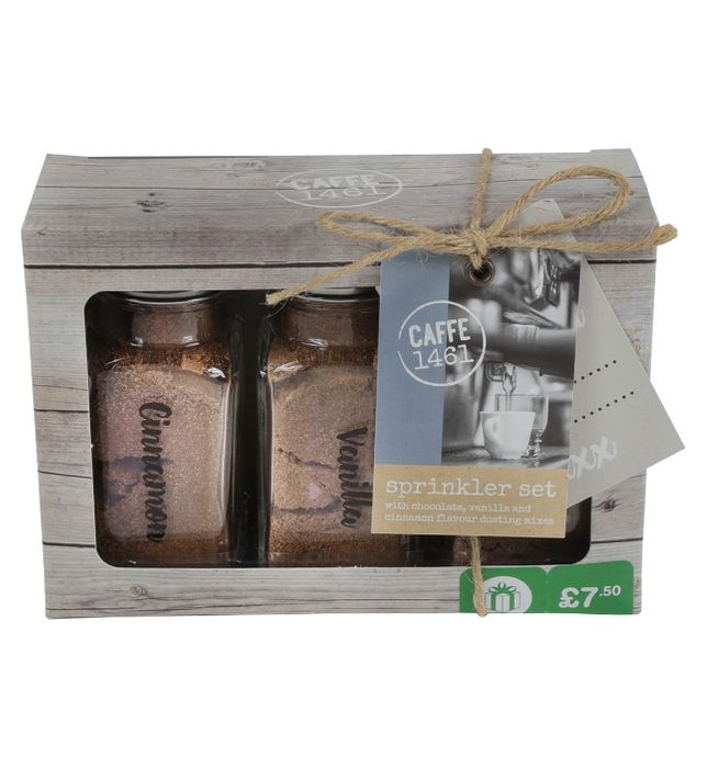 Caffe 1461 Sprinkler Set