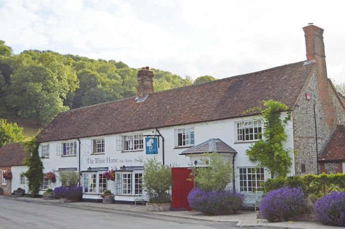 Win a Two Night Stay for Two at the Whitehorse Inn, Chilgrove, West Sussex