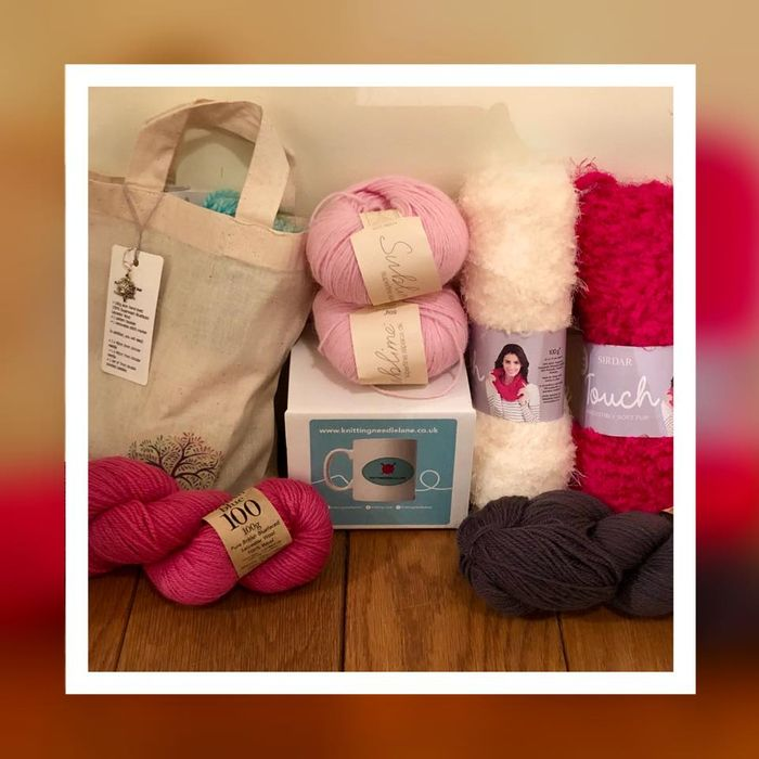 Win 2 Balls Sirdar Touch, 2 Skeins Erika Knight British Blue and More