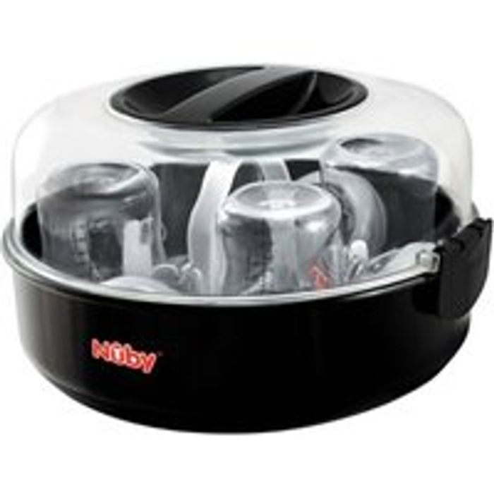 Nuby Natural Touch Microwave Steriliser Free C&C