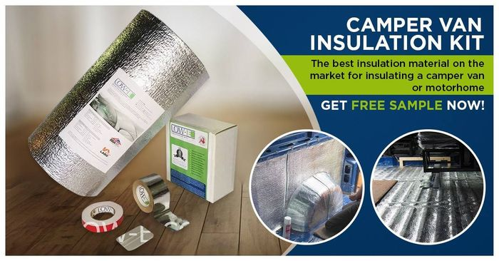 Free Sample of Campa Van Insulation