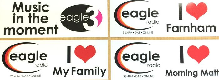 FREE Car Stickers (That You Can Personalise)