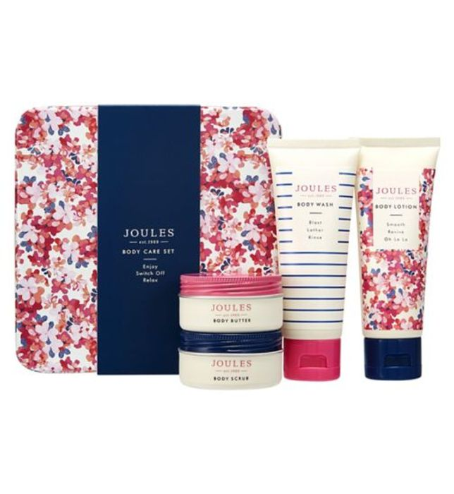 Joules Body Care Set