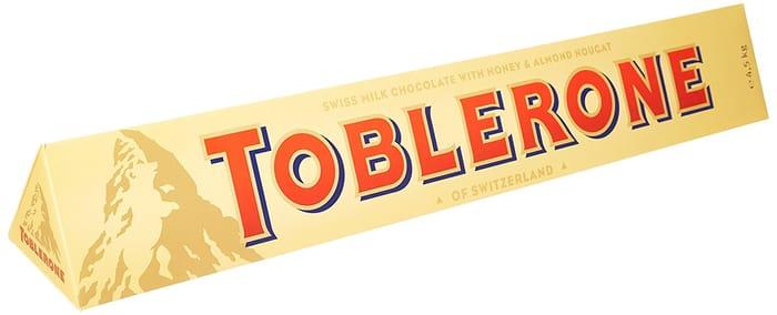 Toblerone Milk Chocolate Jumbo Bar 4.5kg