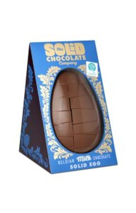 SAVE £3 on Any Solid Chocolate Egg at Solid Chocolate Company