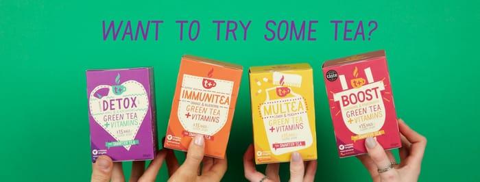 FREE Vitamin Enriched Superteas