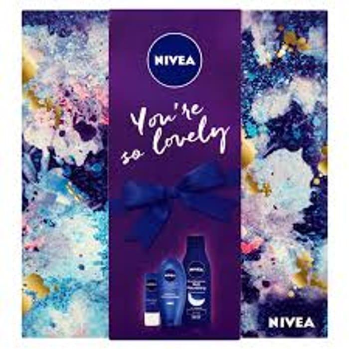 NIVEA You're so Lovely Gift Set