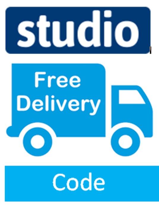 8 STUDIO Free Delivery Voucher Codes