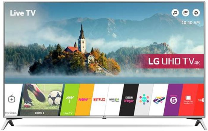 """Win a 55"""" LG TV, 30 Books & 4 X Stadium Tours & Runners up Prizes"""