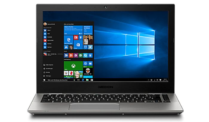 """MEDION AKOYA 13.3"""" FHD Everyday Laptop Free Delivery"""