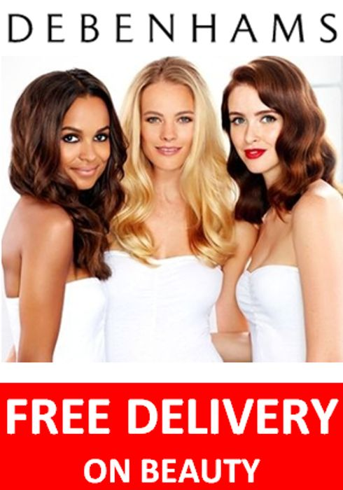 FREE DELIVERY on Beauty Voucher Code