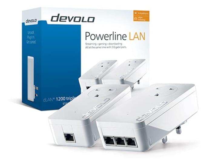 Win Devolo Dlan 1200 Powerline