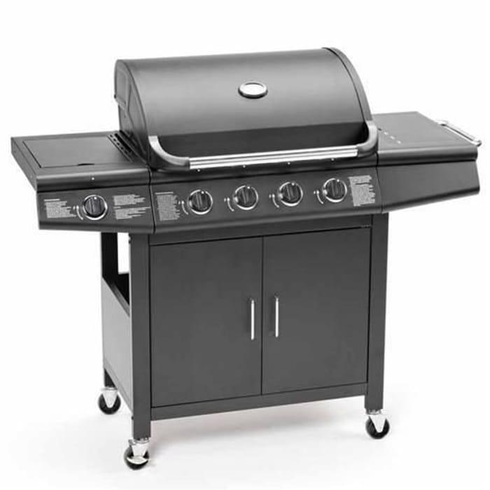 Gas Burner Grill BBQ Barbecue