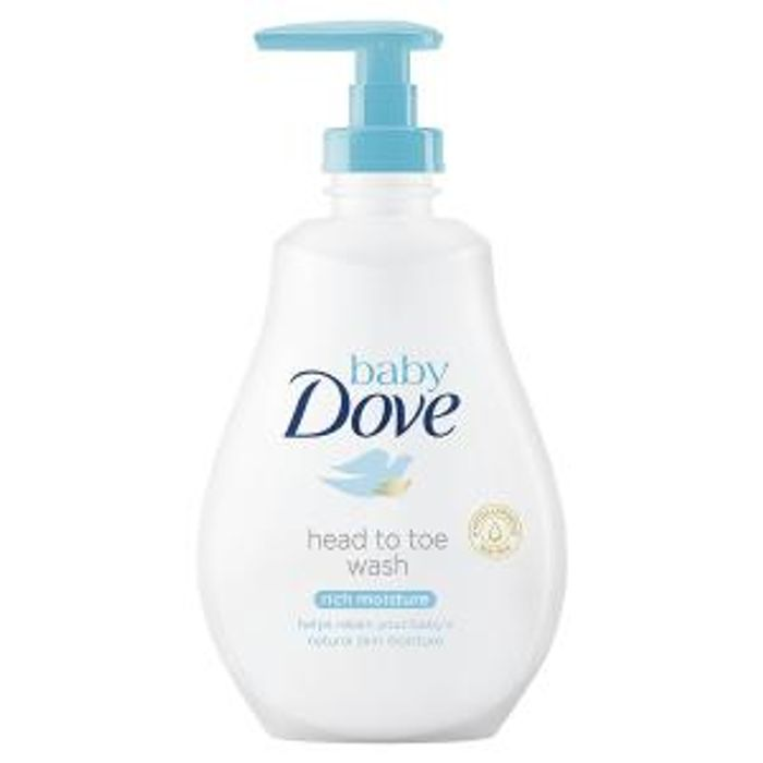 Baby Dove Rich Moisture Head to Toe Wash at Asda