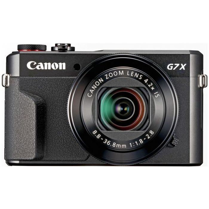 £20 off Canon Powershot G7X Mark II 4x Zoom Compact Digital Camera