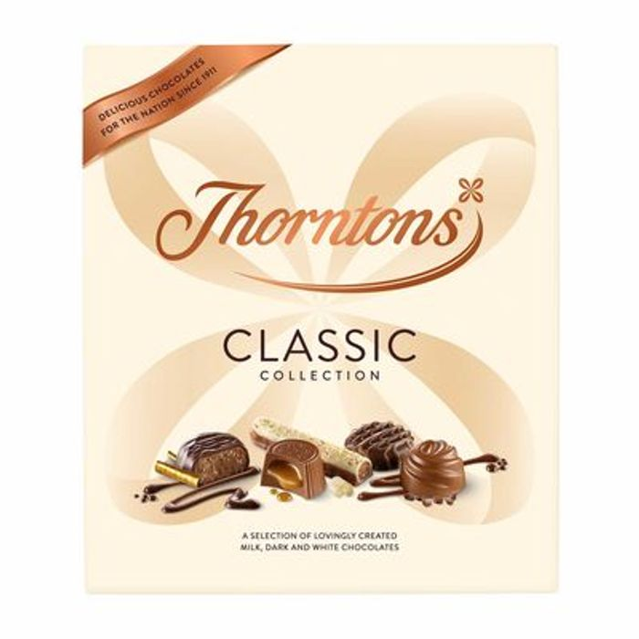 Thorntons up to 50% Sale