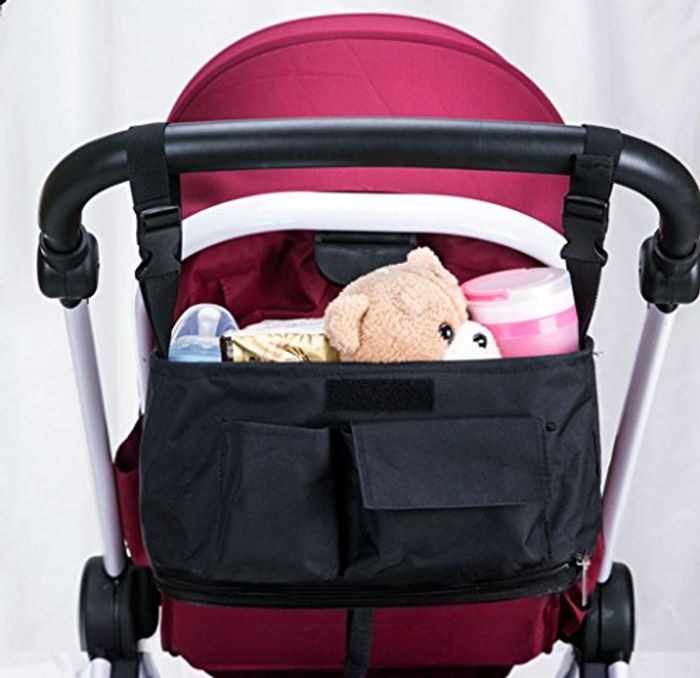 Universal Baby Stroller Organizer Bag to All Strollers