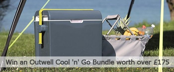 Win an Outwell Cool 'N' Go Prize Bundle worth over £175!