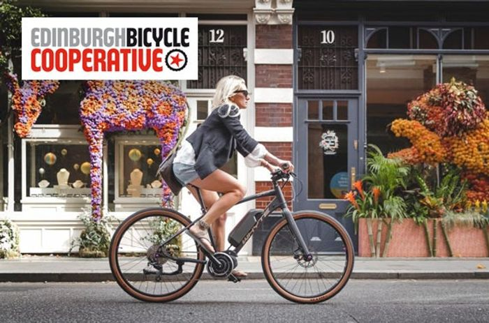 Electric Bike Hire - from £12.50pp per Day