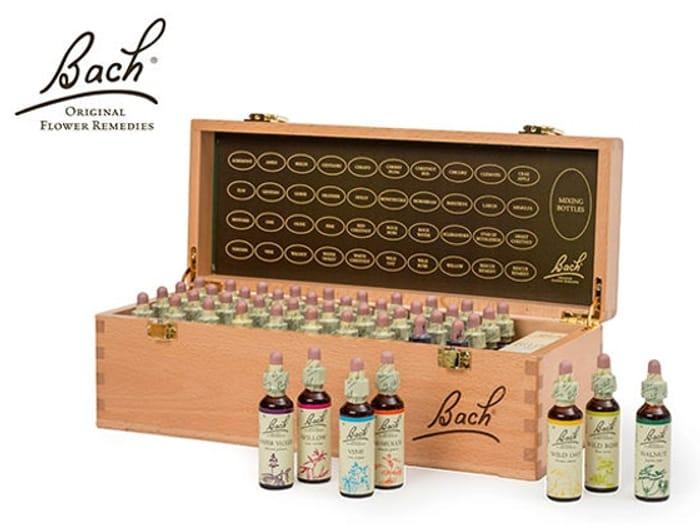 Win a Bach Original Flower Remedies Wooden Box Set